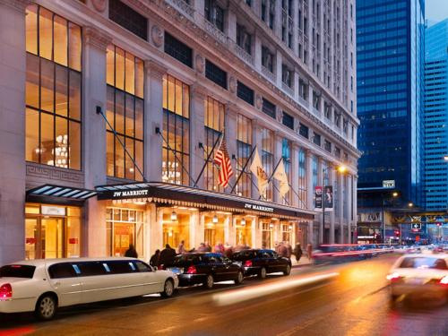JW Marriott Chicago - chicago -