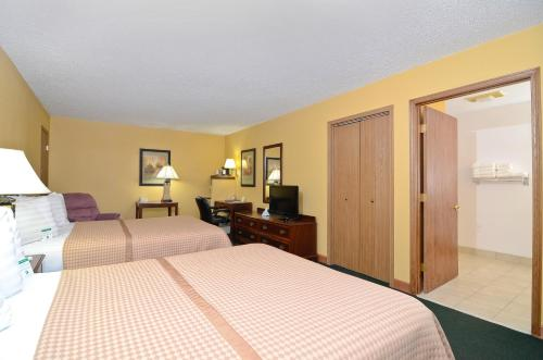 Americas Best Value Inn Iola - Iola, KS 66749