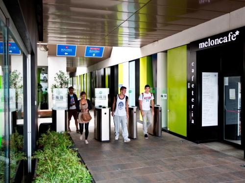 Residencia Melon District Marina photo 38