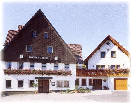 Hotel Gasthof Hirsch