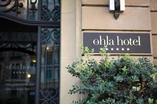 Ohla Hotel, Barcelona, Spain, picture 19