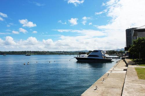 Waterfront Quays Apartments, Port Vila