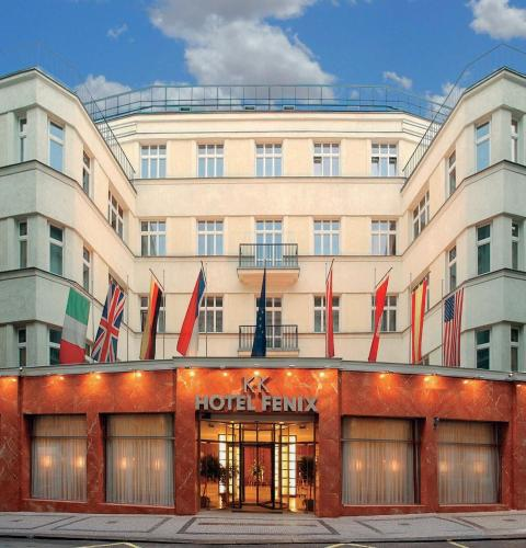 K K Hotel Fenix Prague Prague Czech Republic Overview