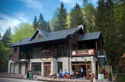 The Dragon's Lair Chalet, Demanovska Dolina