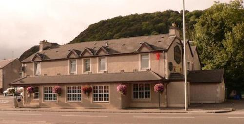 Photo of The Milton Inn Hotel Bed and Breakfast Accommodation in Dumbarton West Dunbartonshire