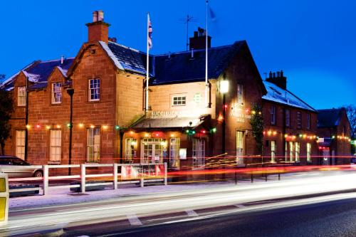 Photo of Buccleuch Arms Hotel Hotel Bed and Breakfast Accommodation in Saint Boswells Borders