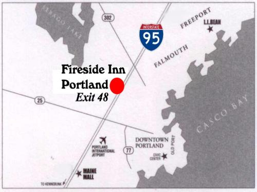 Fireside Inn & Suites Portland Photo
