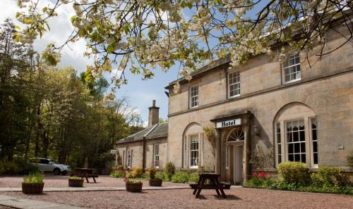Photo of Bankton House Hotel Hotel Bed and Breakfast Accommodation in Livingston West Lothian