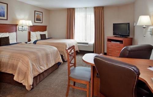 Candlewood Suites Kansas City Photo