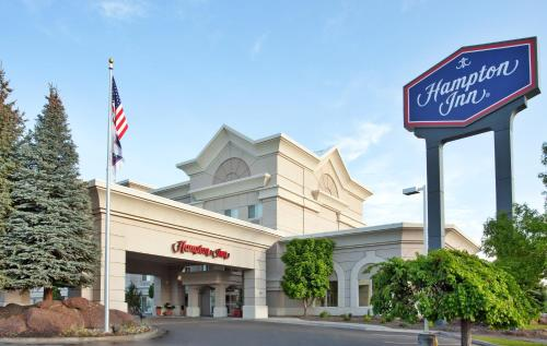 Hampton Inn Idaho Falls/Airport Id