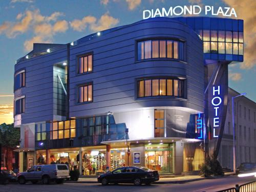 Hotel Diamond Plaza - фото 0