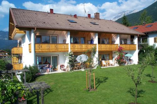 Ferienapartmenthaus Hubertushof