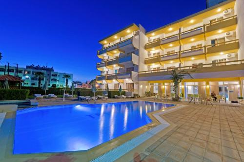 Trianta Hotel Apartments - Parodos Trianton, Ialyssos Greece