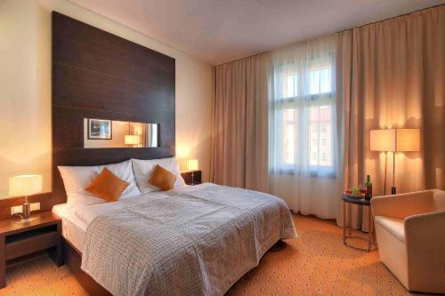 Clarion Hotel Prague City impression