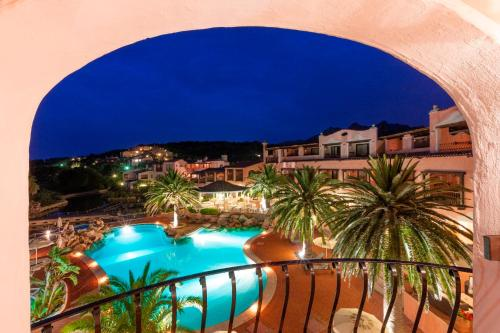 Hotel Le Palme Porto Cervo