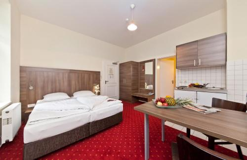 Novum Hotel City Apart Hamburg photo 4