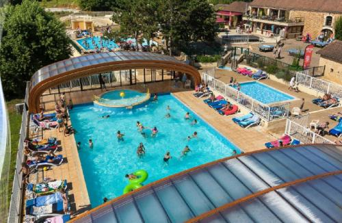 Village Vacances - Camping Club La Bouquerie