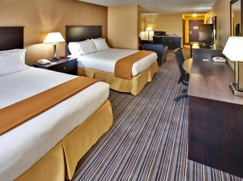 Holiday Inn Express Hotel & Suites Council Bluffs - Convention Center Area Photo