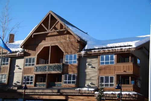 Marketplace Lodge by ResortQuest Whistler, Уистлер