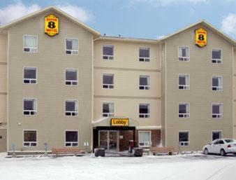 Super 8 Yellowknife Photo