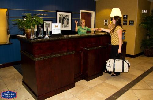 Hampton Inn Melbourne-Viera Photo