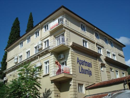 Apartments Liburnija