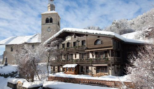 Chalet Hotel l'Eau Vive Saint-Nicolas la Chapelle