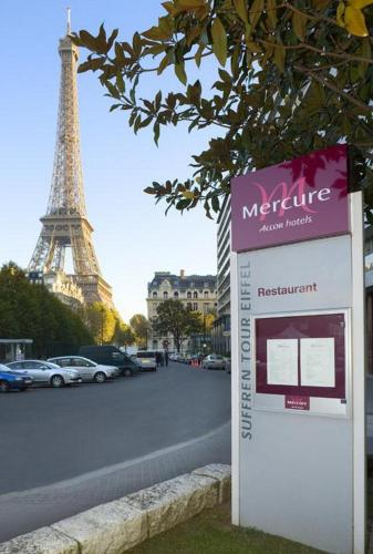 Mercure Paris Centre Tour Eiffel photo 10