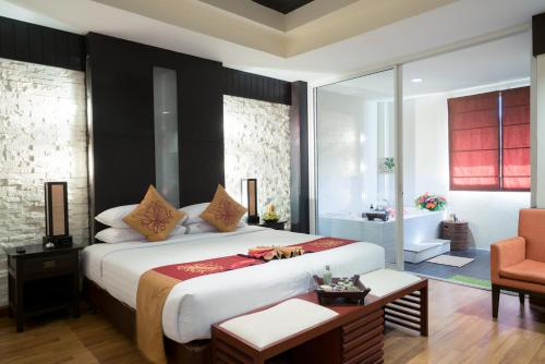 Bangkok Natural Spa Resort and Suite, Бангкок
