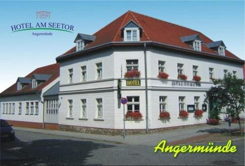 Hotel am Seetor