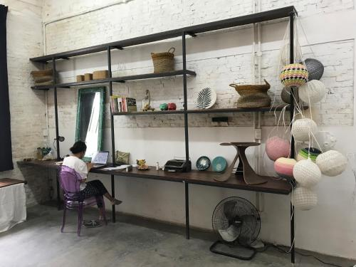 Center District 1 - Spacious Loft with garden, Ho Chi Minh