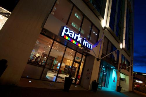 Park Inn by Radisson Belfast, green hotel in Belfast, United Kingdom