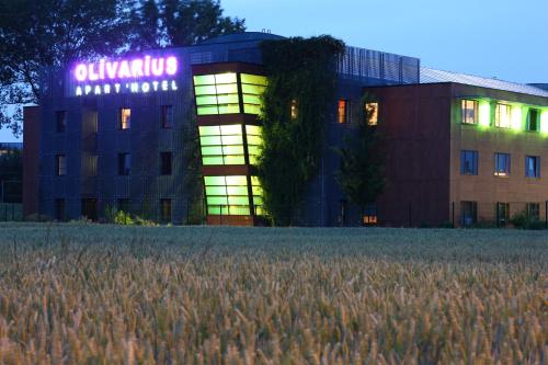 Olivarius Apart Hotel Lille Villeneuve D'Ascq