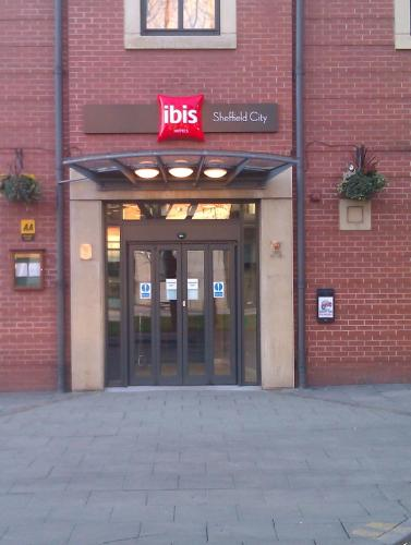 ibis Sheffield Centre
