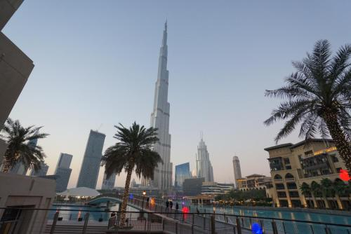 Marhba Holiday Homes - Burj Residence Tower 6, Dubai
