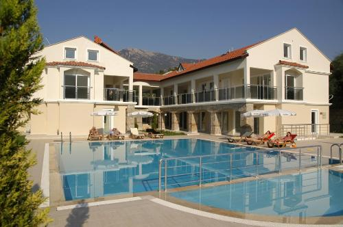 Oludeniz Orka Center Point Apartments fiyat