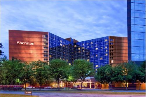 Sheraton Indianapolis Hotel at Keystone Crossing impression