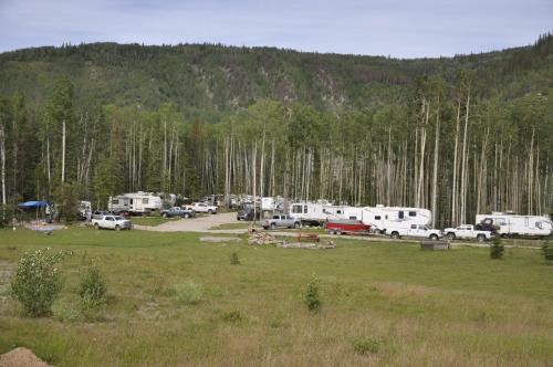 Williston Lake Resort Photo