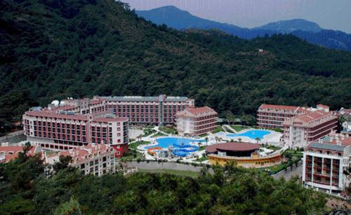 Green Nature Resort and Spa