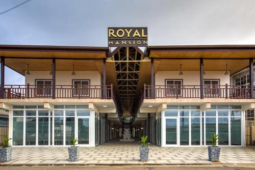 Royal Mansion, Paramaribo