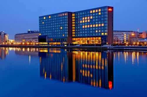 Copenhagen Marriott Hotel impression