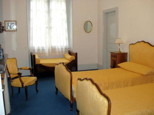 Chambres d'H
