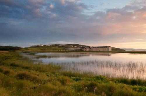 Photo of Rosapenna Hotel & Golf Resort Hotel Bed and Breakfast Accommodation in Downings Donegal