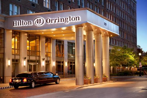 Photo of Hilton Orrington/Evanston
