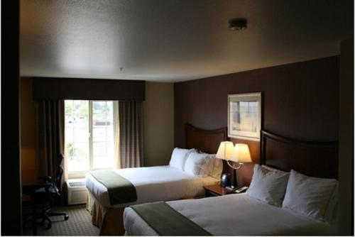 Holiday Inn Express Hotel & Suites Willows Photo