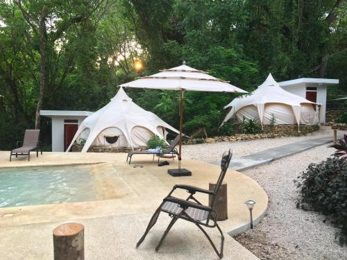 Driftwood Glamping & Boutique Hotel, Nosara