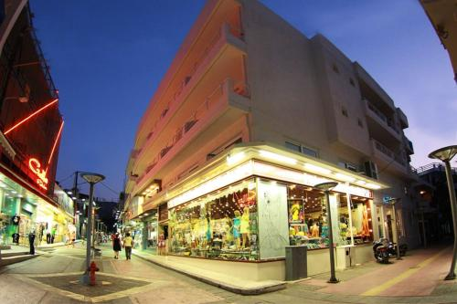 Nancy Hotel - 13, Agias Paraskevis str. Greece