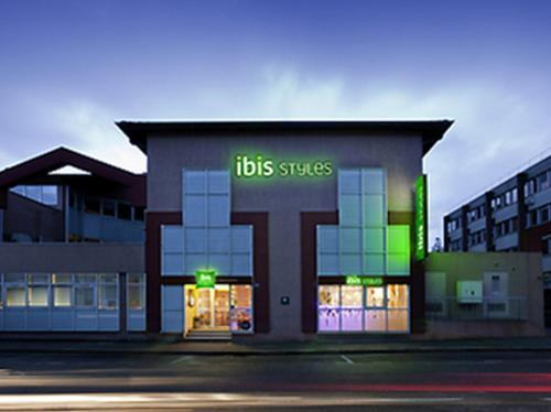 ibis Styles Bourg en Bresse (ex all season)***