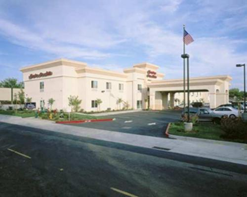 Hampton Inn And Suites Sacramento-Auburn Blvd.