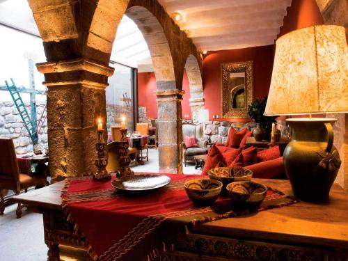 Inkaterra La Casona Relais & Chateaux Photo